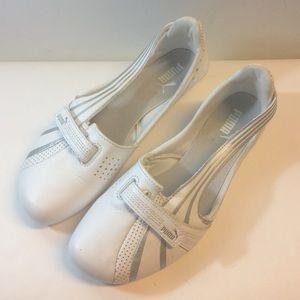 PUMA Womens Flat Shoes Sz 8